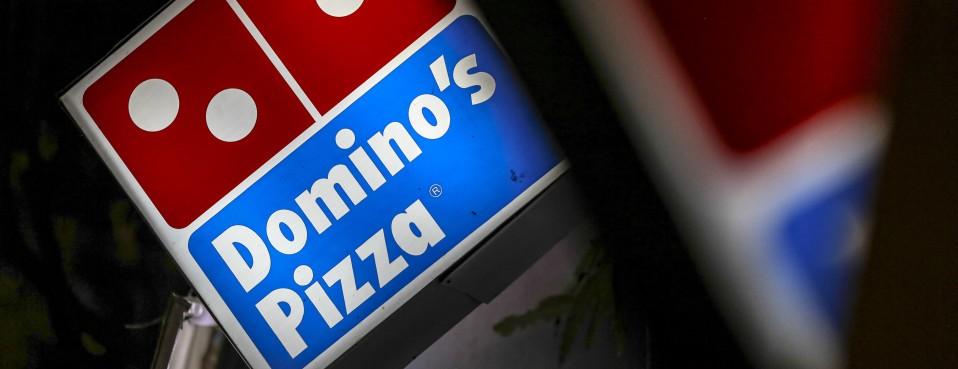 Domino's Website Dispute