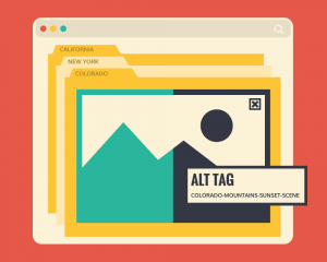 Provides Alt-text For Non-text Content